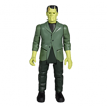Universal Monsters Frankenstein ReAction Figure