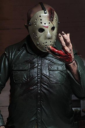 Friday the 13th Part 4 Jason 1/4 Scale Action Figure