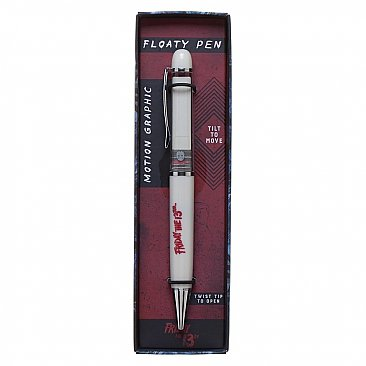 Friday the 13th Floaty Pen