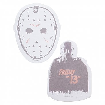 Friday The 13th Sticky Note Set