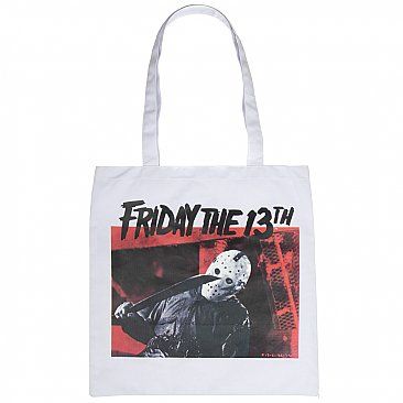 Friday the 13th Jason Tote Bag