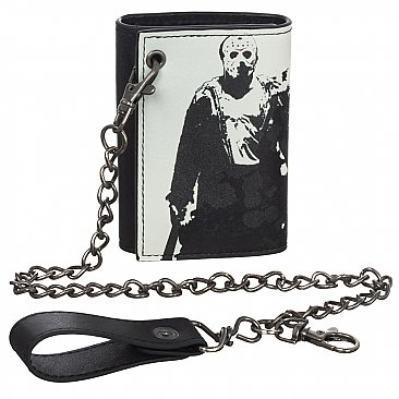 Friday the 13th Chain Wallet
