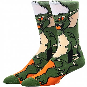 Gremlins Stripe Socks
