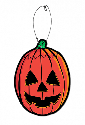 Halloween III Season of the Witch Pumpkin Air Freshener