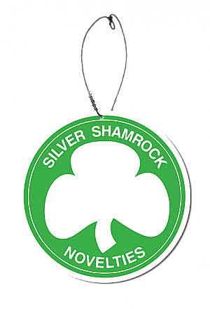 Halloween III Season of the Witch Silver Shamrock Power Chip Air Freshener