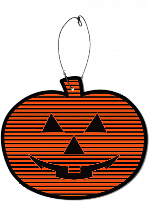 Halloween III Season of the Witch TV Pumpkin Air Freshener