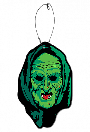 Halloween III Season of the Witch Witch Air Freshener