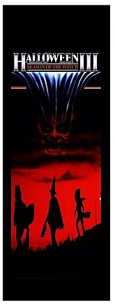 Halloween III Bookmark