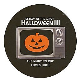 Halloween III TV Button