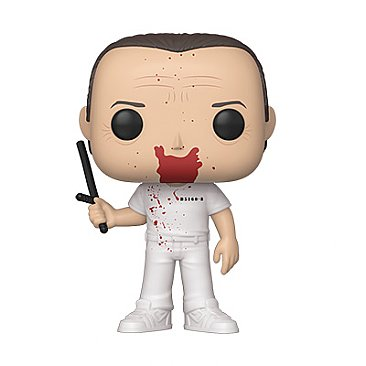 Silence of the Lambs Hannibal Bloody Pop! Vinyl Figure
