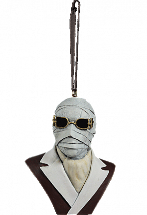 Holiday Horrors The Invisible Man Ornament