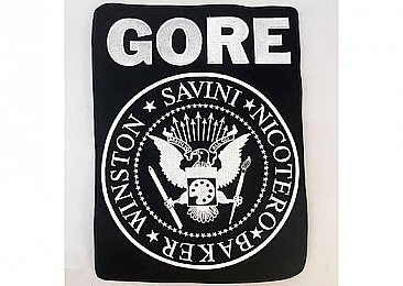 GORE Back Patch