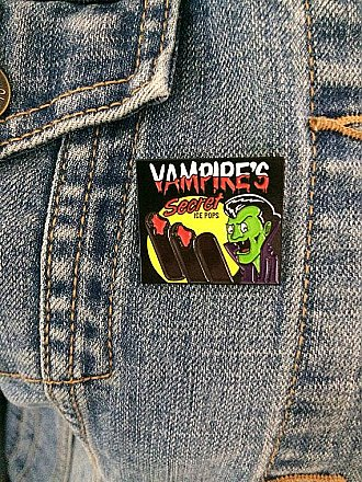 Vampire's Secret Ice Pop Soft Enamel Pin