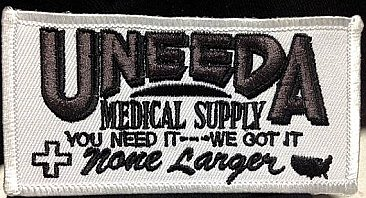 Uneeda Medical Supply Patch