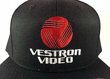 Vestron Video Baseball Cap