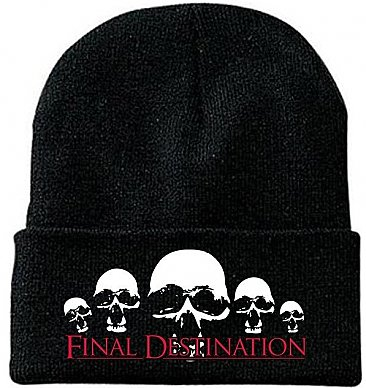 Final Destination Beanie