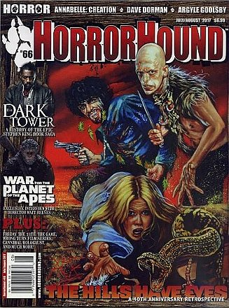 HorrorHound Magazine #66