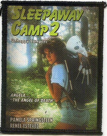 Sleepaway Camp 2 Patch