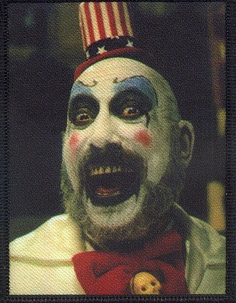 Captain Spaulding Patch
