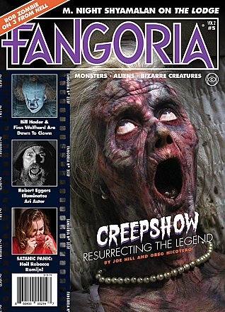 Fangoria Magazine Vol 2 #5
