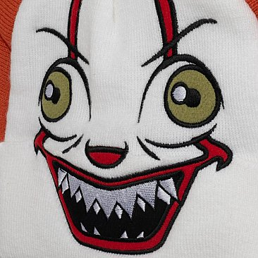 IT Pennywise Clown Big Face Beanie