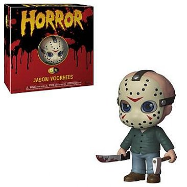 5 Star: Horror Jason Voorhees