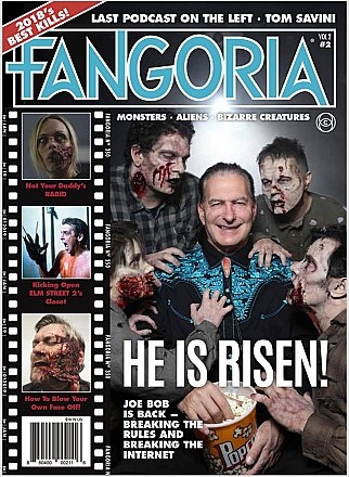 Fangoria Magazine Vol 2 #2