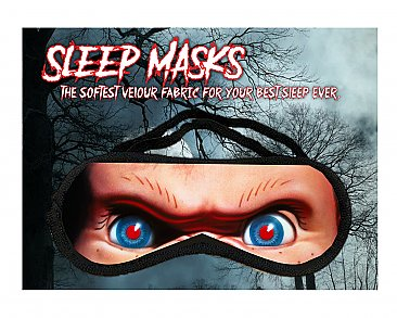 Chucky Sleep Mask