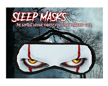 Pennywise Sleep Mask