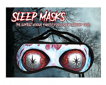 They Live Sleep Mask