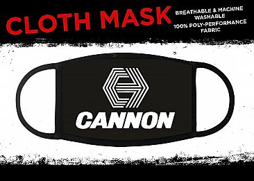Cannon Cloth Mask