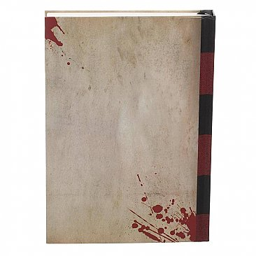 A Nightmare on Elm Street Hardcover Journal