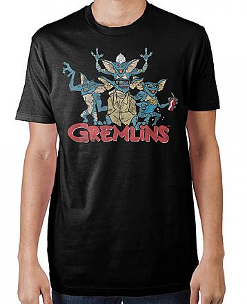 Gremlins Group Shirt