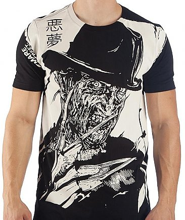 A Nightmare on Elm Street Freddy Shirt