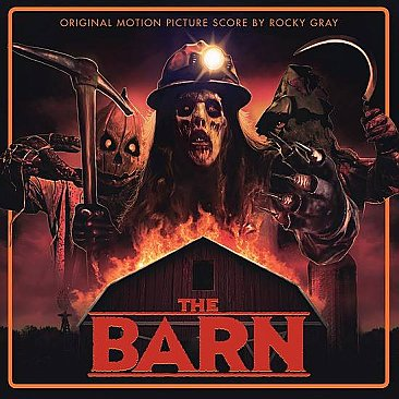 The Barn Original Soundtrack LP