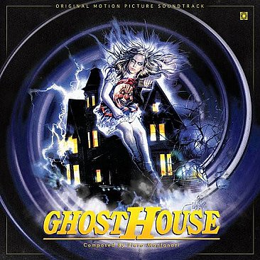 Ghosthouse Original Soundtrack LP