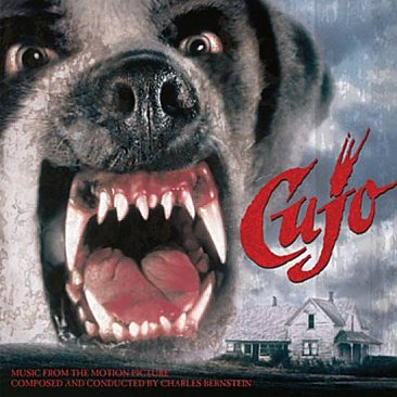 Cujo Original Soundtrack LP