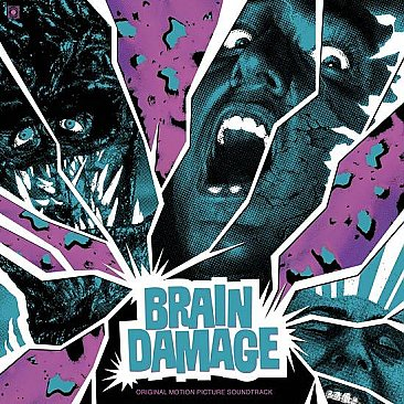 Brain Damage Original Soundtrack LP