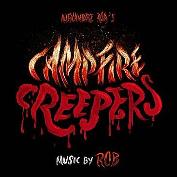Campfire Creepers Original Soundtrack 10""