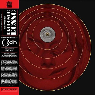Profondo Rosso Original Soundtrack LP