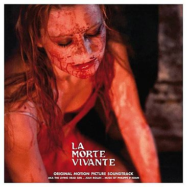 La Morte Vivante (The Living Dead Girl) Original Soundtrack LP