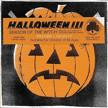 Halloween III Original Soundtrack LP