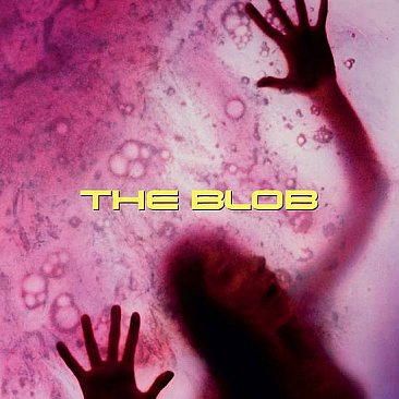 The Blob Original Soundtrack LP