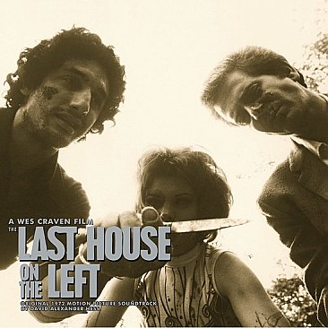 The Last House on the Left Original Soundtrack LP (Brown Vinyl)
