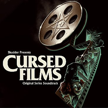 Cursed Films Original Series Soundtrack LP