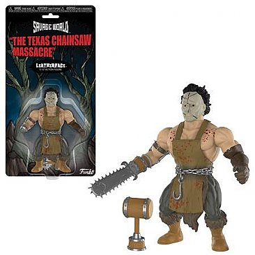 Savage World: Texas Chainsaw Massacre Leatherface