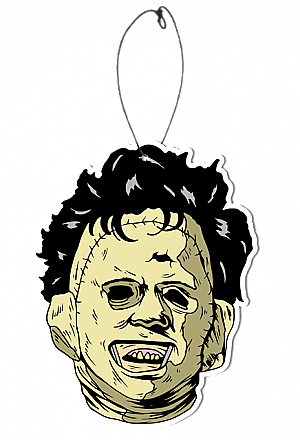 Texas Chainsaw Massacre Leatherface Air Freshener