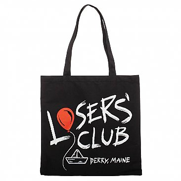 IT Losers' Club Canvas Tote Bag