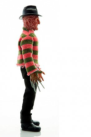"Nightmare on Elm Street Freddy Krueger 8"" Mego Figure"