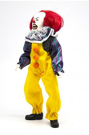 "IT 1990 Pennywise 8"" Mego Figure"